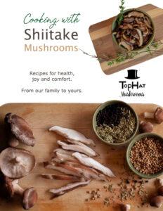 recipe book download shiitake